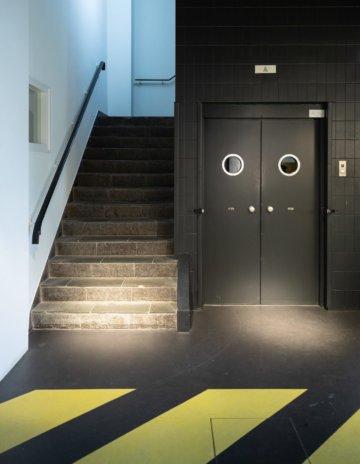 BINK36 Lift in de Centrale