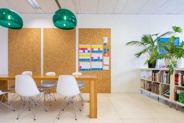BINK36 kantoor van het ontwerpbureau Gusmanson