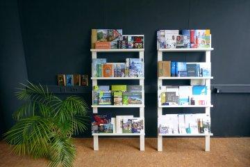 De studio van Carola Straatman Grafisch Ontwerp in BINK36