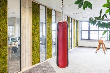BINK36 Dyflexis kantoor boksbal